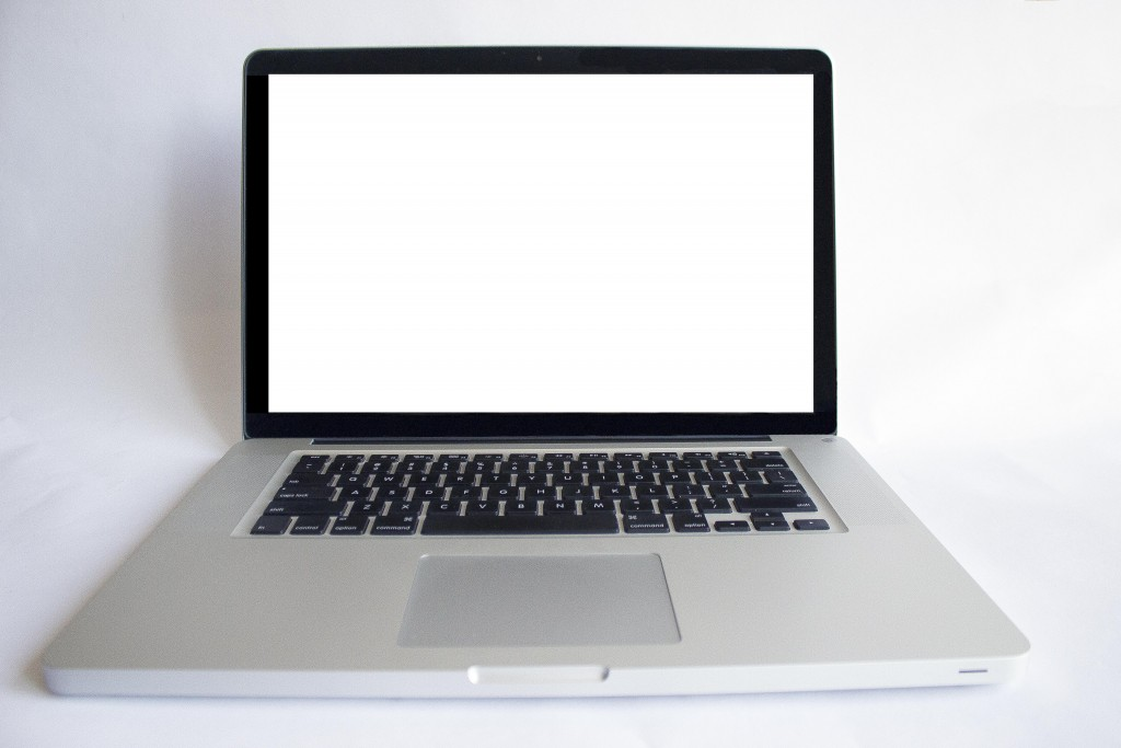 Kuvitus: kannettava tietokone